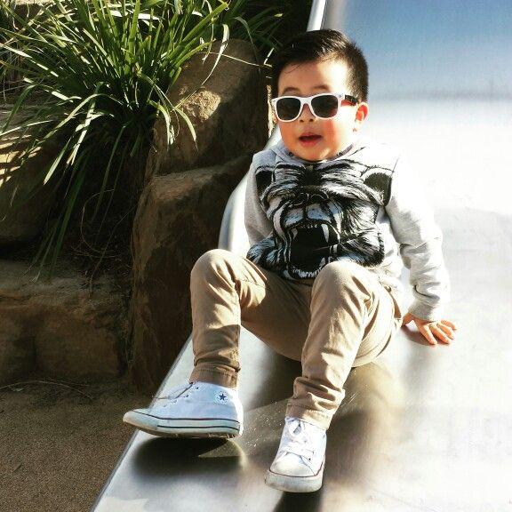 Kids fashion cutie