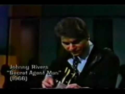 one of the coolest guitar riffs of all time- johnny rivers- secret agent man