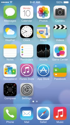 iOS 7 : Users Features and Developers Tips - Technology Writer
