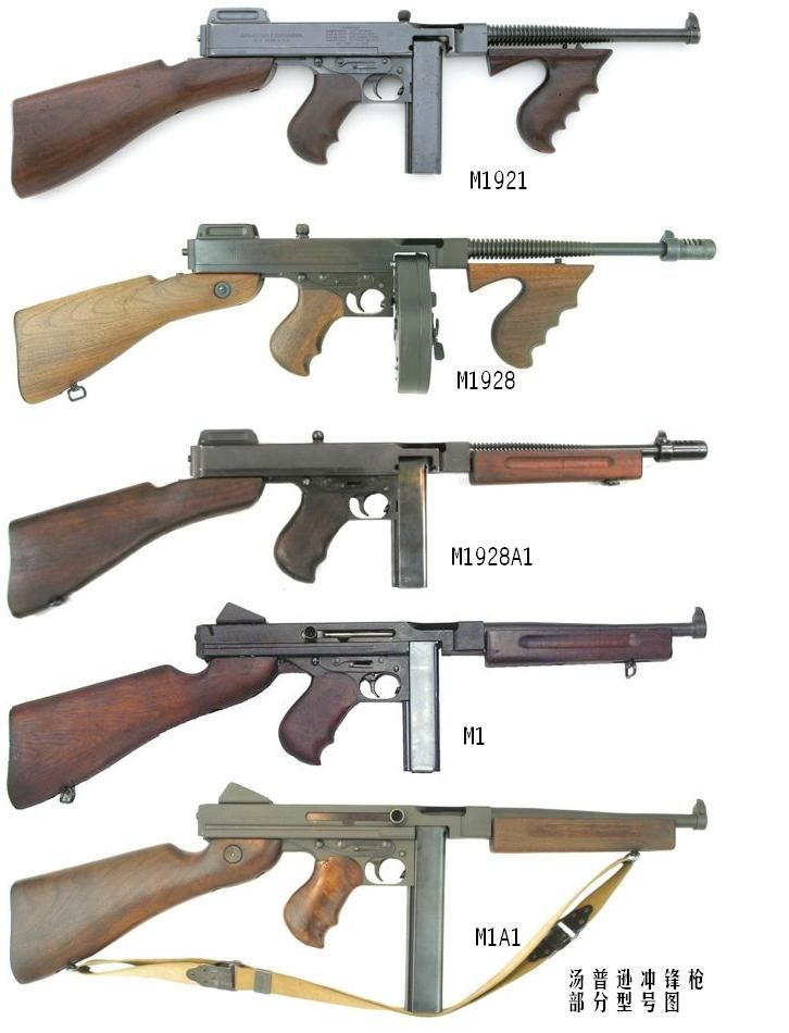 Favorite Pre ww2 or WW2 rifle or sub gun - The AK Files Forums