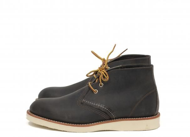 Red Wing Shoes3150 - Charcoal Rough
