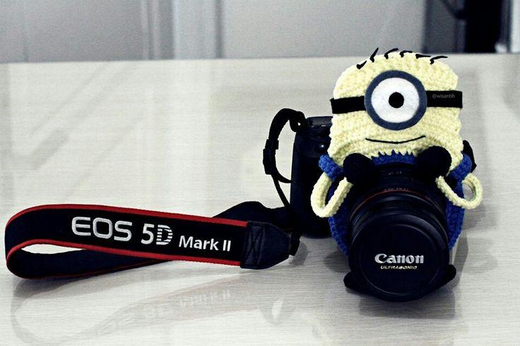 Minion for camera