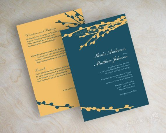 Fall Color Wedding Invitations: 63 Best Wedding Theme Colours: Purple & Yellow Images On
