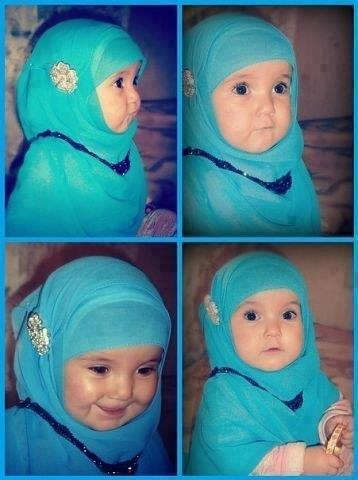 Masha'allah! Too cute!!!!!