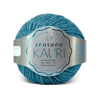 Zealana KAURI Worsted K05 Ponga Fern