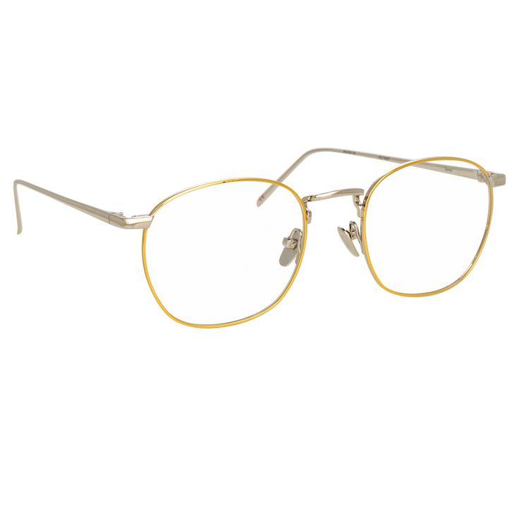 18998cdea173 Linda Farrow 743 C9 Oval Optical Frame