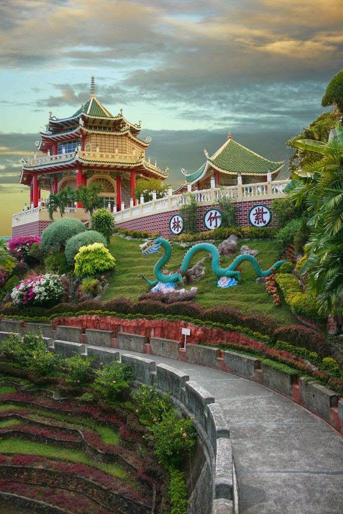 Cebu Taoist Temple, Beverly Hills Subdivision, Cebu City, Philippines