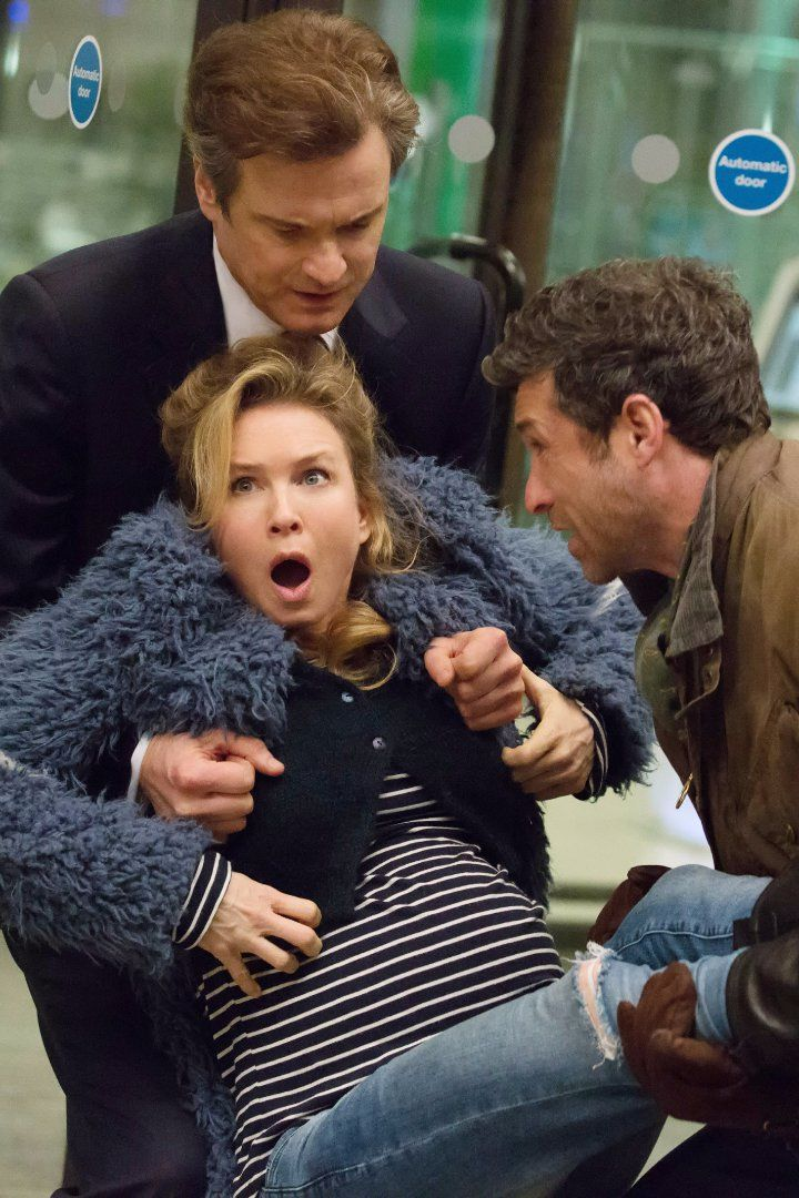 Want to Know Who the Father of Bridget Jones's Baby Is? Here's the Answer