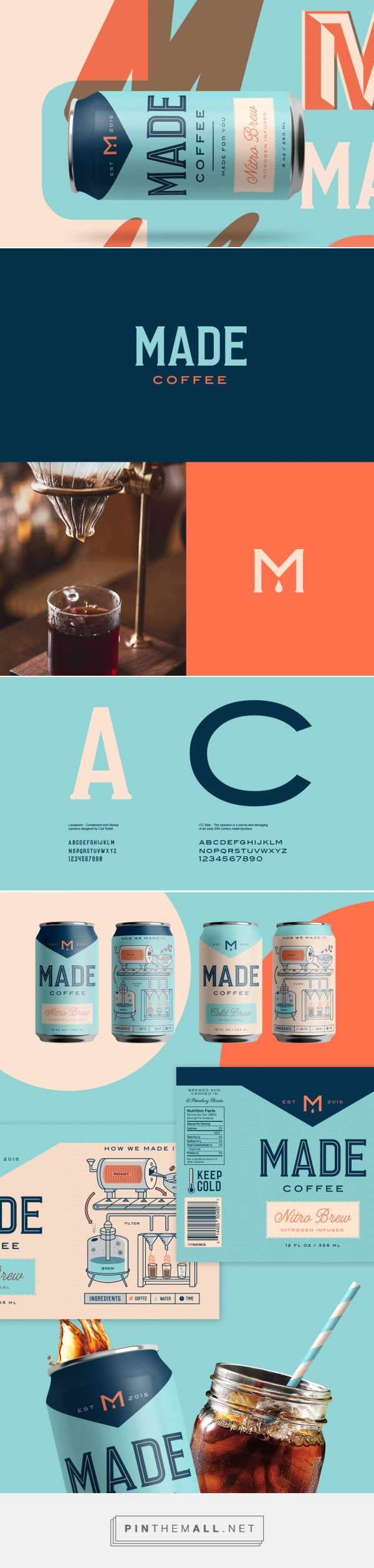 Made Coffee on Behance... - a grouped images picture - Pin Them All
