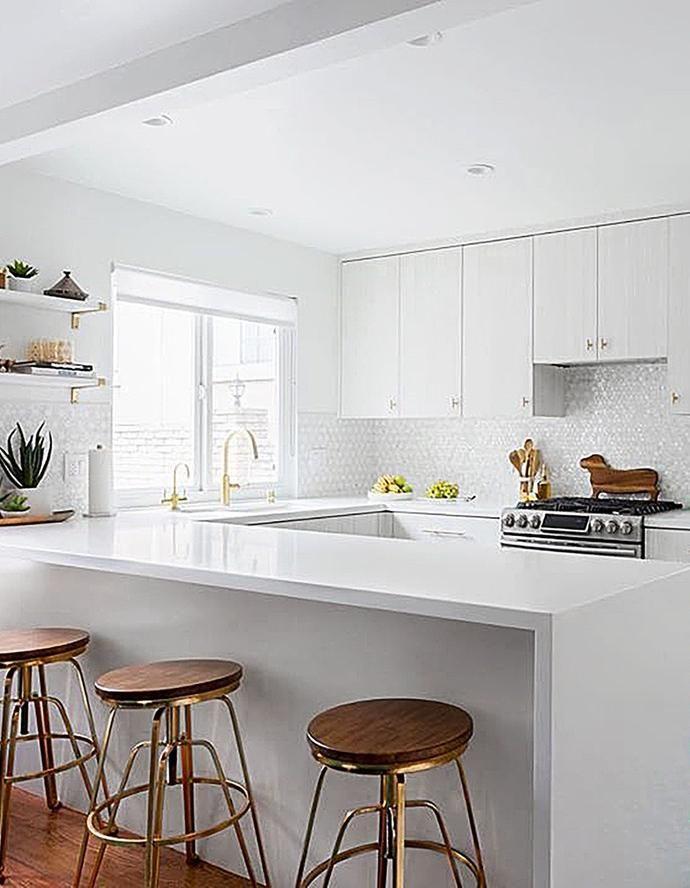 Modern Style White Kitchen Design 2020 Decoomo