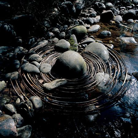 Artists I Love – Andy Goldsworthy – Winter Weekend Series