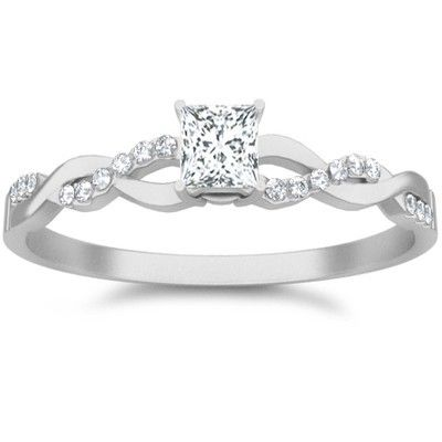 Image Result For Affordable Engagement Rings Under