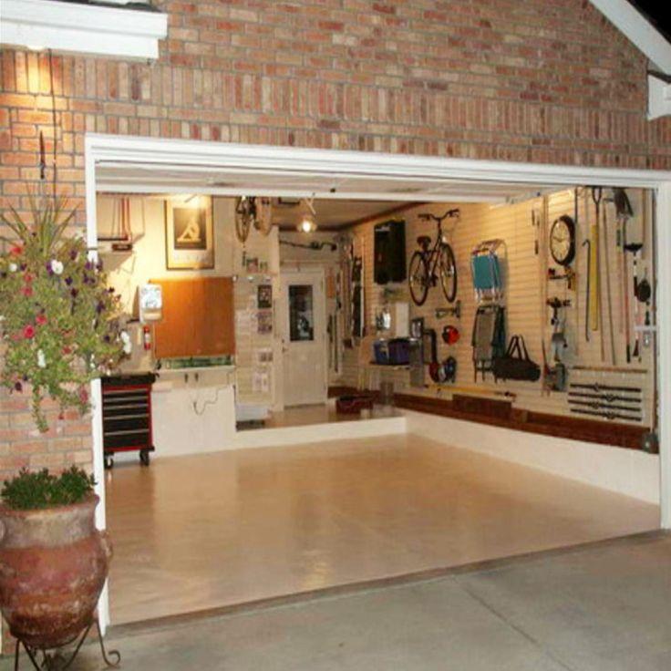 how to organize a garage on a tight budget #garagestorage #getorganized #garageorganization #organizationideasforthehome #gettingorganized #springcleaning #budgetfriendly #organizingideas