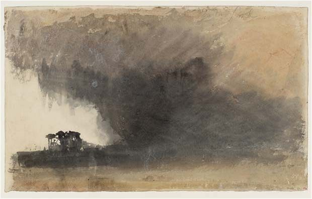 This week sees the opening of a new exhibition of works by JMW Turner at the Turner Contemporary Gallery in Margate.