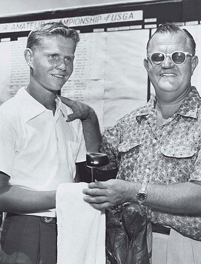 jack nicklaus beginning at age 12 nicklaus won five straight ohio state junior titles before