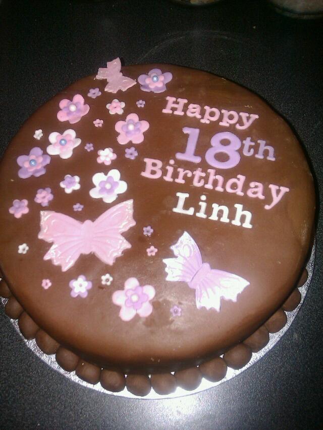 Eighteenth Birthday Cake Ideas