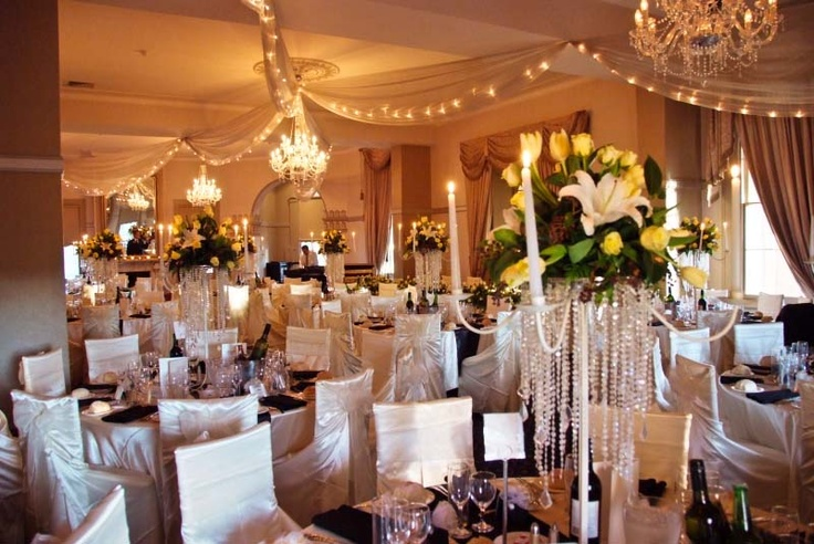 Curzon Hall is a beautiful setting for a truly sophisticated and elegant wedding
