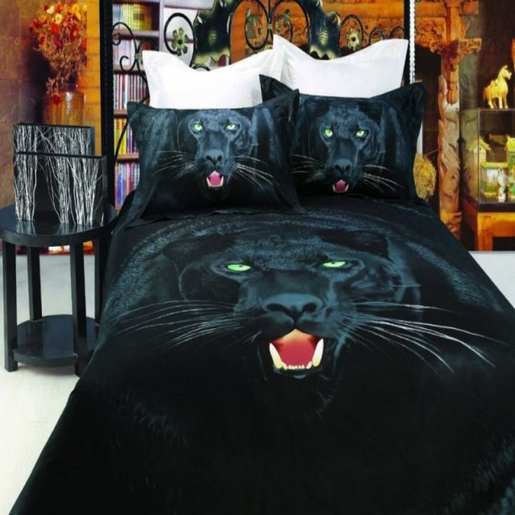black panther bedding set california king queen size quilt duvet cover bedspread bed in a bag fitted sheets linen cotton