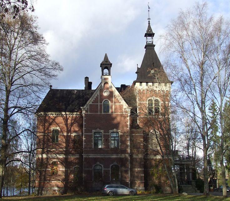 Villa Idman, Tampere