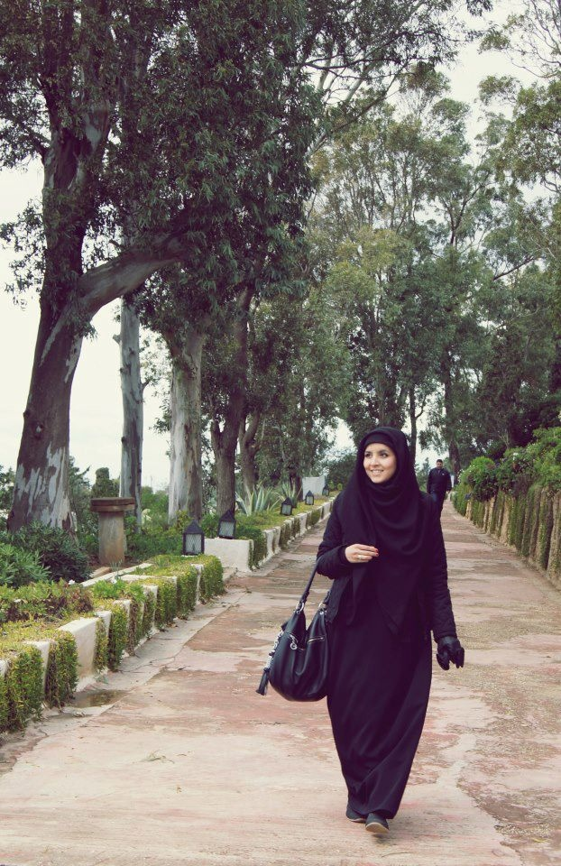 Modest Hijab Fashion
