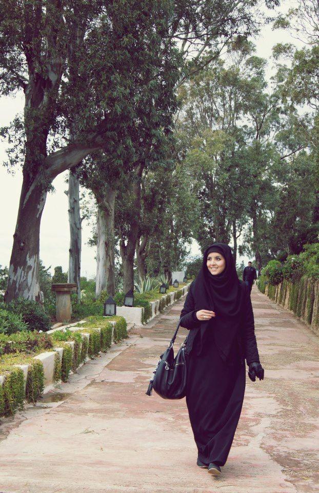 Modest Hijab Fashion