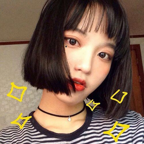 asian hair cut style image result for wispy bangs asian hair cut 3745