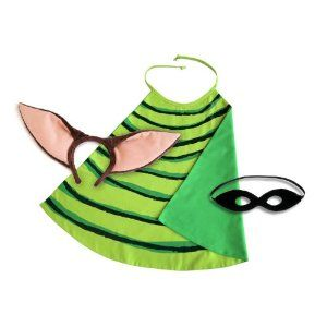 Skippyjon Jones Cape Mask and Ears Costume Set for Children - maybe I can make this costume?