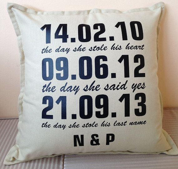 Gorgeous personalised 'special date' by louiseexclusivelyyou, $35.00