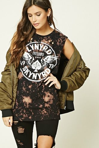 Women's Graphic Tees | Muscle Tanks, T-Shirts & More | Forever 21