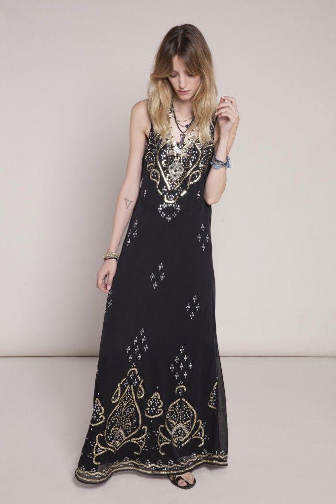 Conocé lo nuevo de este Verano 17 en Rapsodia.com > Vestido Keida Corin
