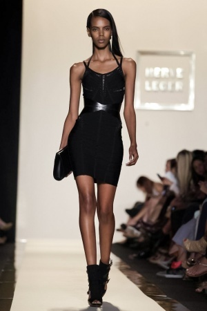 Hervé Léger by Max Azria Ready To Wear Spring Summer 2013 New York