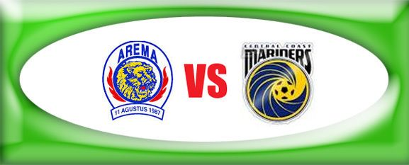 Menpora Cup Arema Vs Mariners Pinterest Cups Blog And Finals