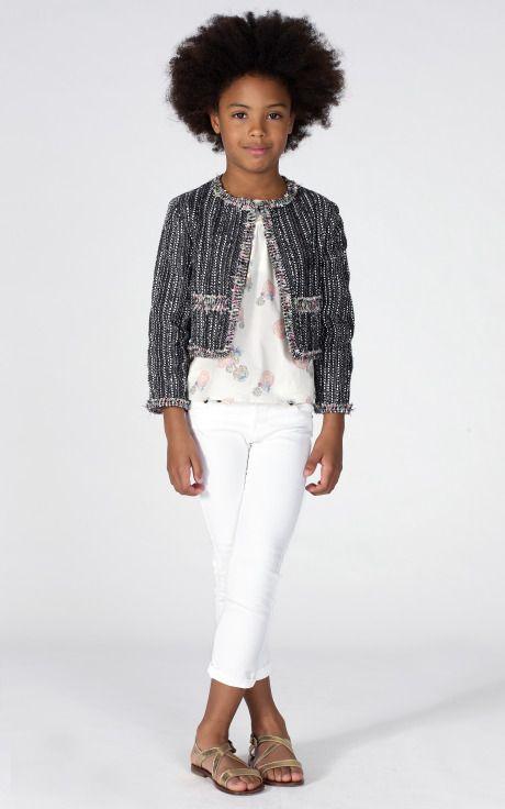 Marie-Chantal Spring/Summer 2014 Trunkshow Look 16 on Moda Operandi