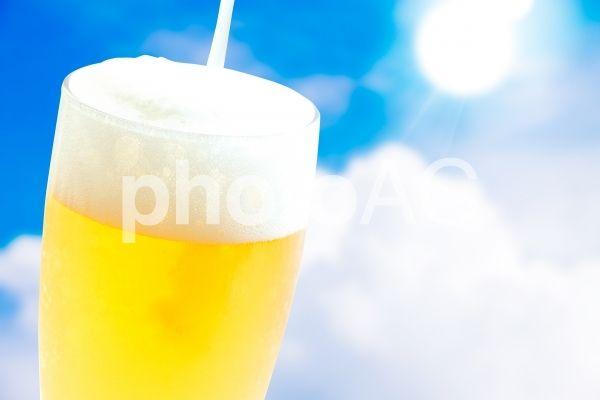 夏はビール!_2
