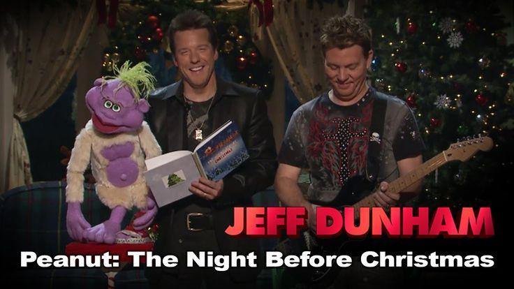 """Peanut: The Night Before Christmas"" | Jeff Dunham: Jeff Dunham's Very S..."