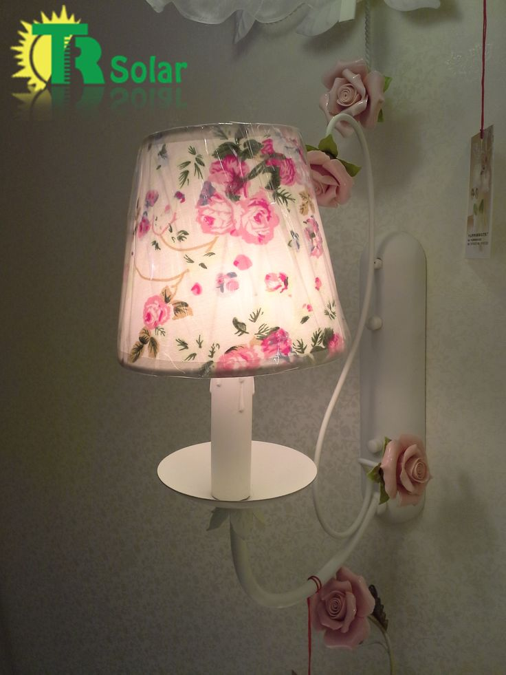 Flower Lamp, Wall Lamps, Lamp Shades, Lamp Light, Lampshades, Sconces,  Light Covers