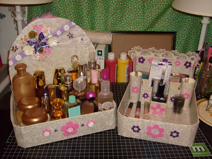 167 Best Perfume Vanity Trays Collections Images On