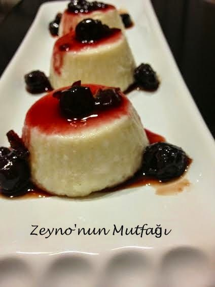 ::: Zeyno'nun Mutfağı :::: Hindistan Cevizli İrmik Tatlısı