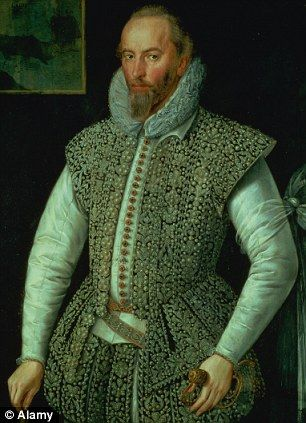 Famed explorer Sir Walter Raleigh.Threatened the Spanish Armada (Spanish naval military) An explorer in search of the fabled gold city El Dorado. Imprisoned several times and executed when returning from expedition with no gold. Hm, they left that last little detail out of the movie Elizabeth.