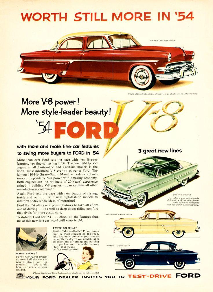 12 best 1950\'s cars images on Pinterest | Vintage cars, Antique cars ...