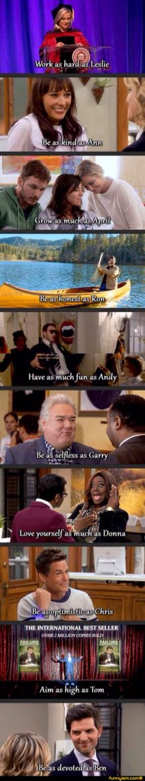 Parks and Rec ❤️