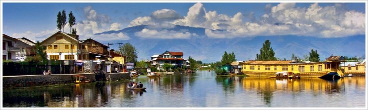Enjoy Your Honeymoon in Heaven's Arms with Kashmir Tour Package — India by Driver and Car