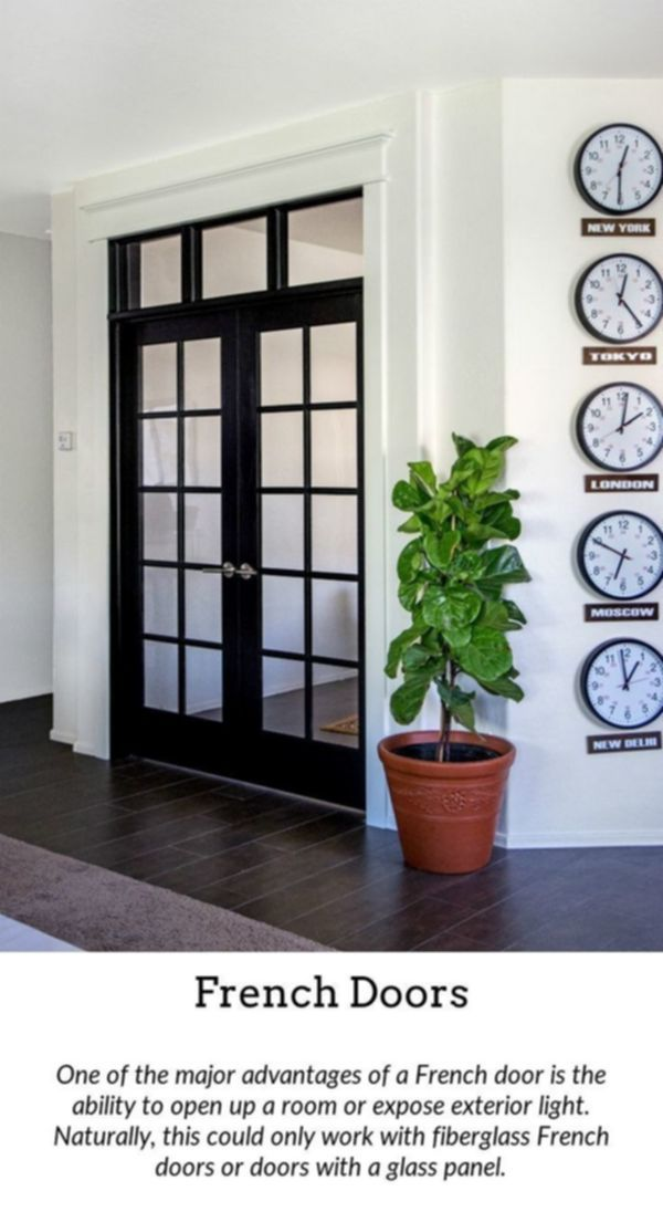 French Doors Incorporate A Splash Of Style To Your House Via Interior Or Exterior French Doo Installing French Doors Wood Doors Interior French Doors Interior