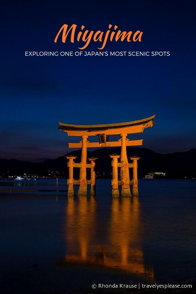 travelyesplease.com | Miyajima- Exploring one of Japan's Most Scenic Spots (Blog Post)