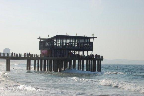 hello from moyo uShaka Pier