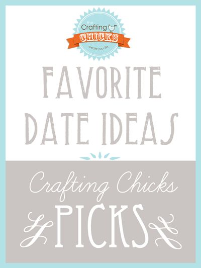 Check out some fun date ideas! They're tried and true and sure to make for a fun, unforgettable night!