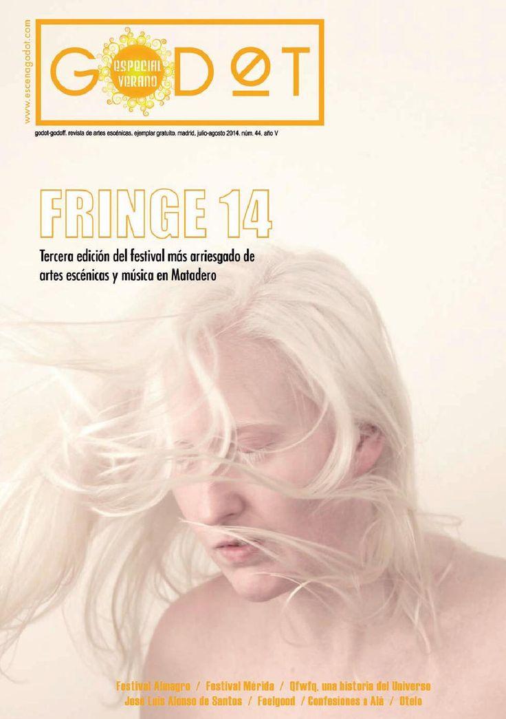 Especial verano 14  Revista de Artes Escénicas de Madrid. Teatro, música, danza, lírica, circo, familiar. Cartelera teatral completa.