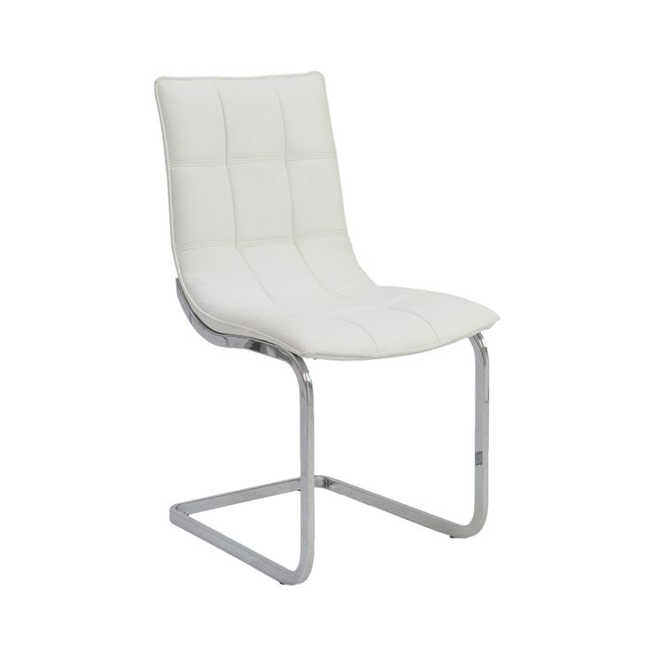 Sumptious and sleek, the On Form Side Chair encorporates classic comfort and modern style. A metal framework supports the rich seating, perfect for office or dining comfort. The set of two On Form Side...  Find the On Form Side Chair - Set of 2, as seen in the The Master of Modernism Collection at http://dotandbo.com/collections/the-master-of-modernism?utm_source=pinterest&utm_medium=organic&db_sku=96638