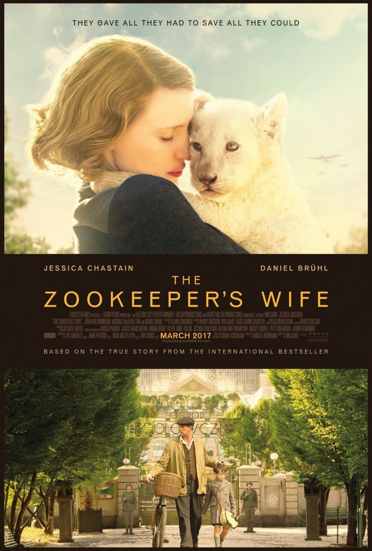 The Zookeeper's wife - 3/5