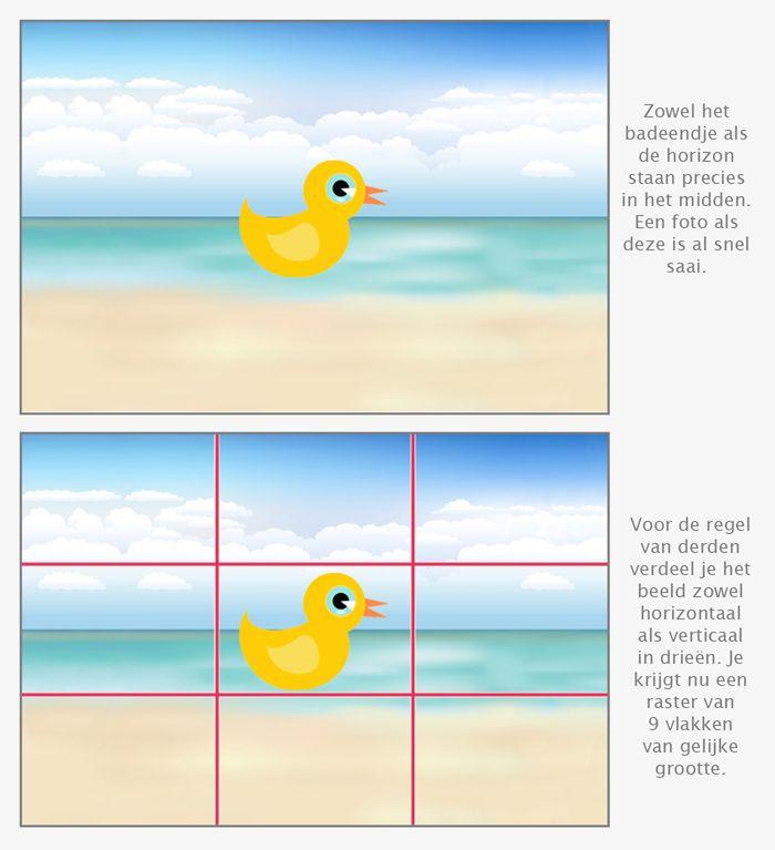 Compositie: de regel van derden & de gulden snede (en het verschil daarin!) (via Vink Academy - Fotografielessen van Laura Vink)